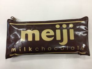 開けたらペンじゃなくて 無限にチョコが出てくるといいのに・・・